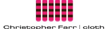 Christopher Farr Logo